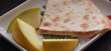 ham-cheese-quesadillas