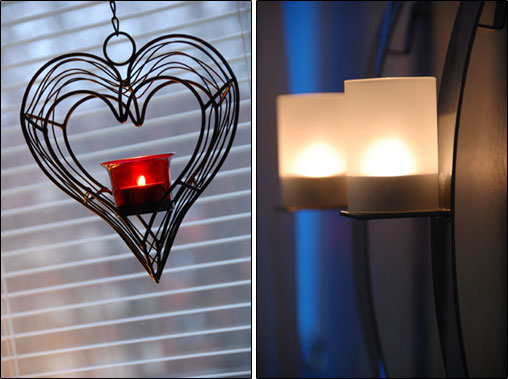 candle light holders